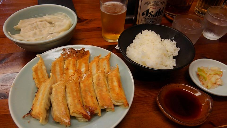 Utsunomiya Gyoza -- Olive English 英会話