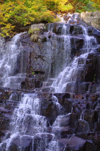 Moriyoshi Step Waterfall - Olive English 英会話