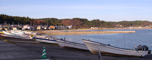 Oga Fishing Port - Olive English 英会話