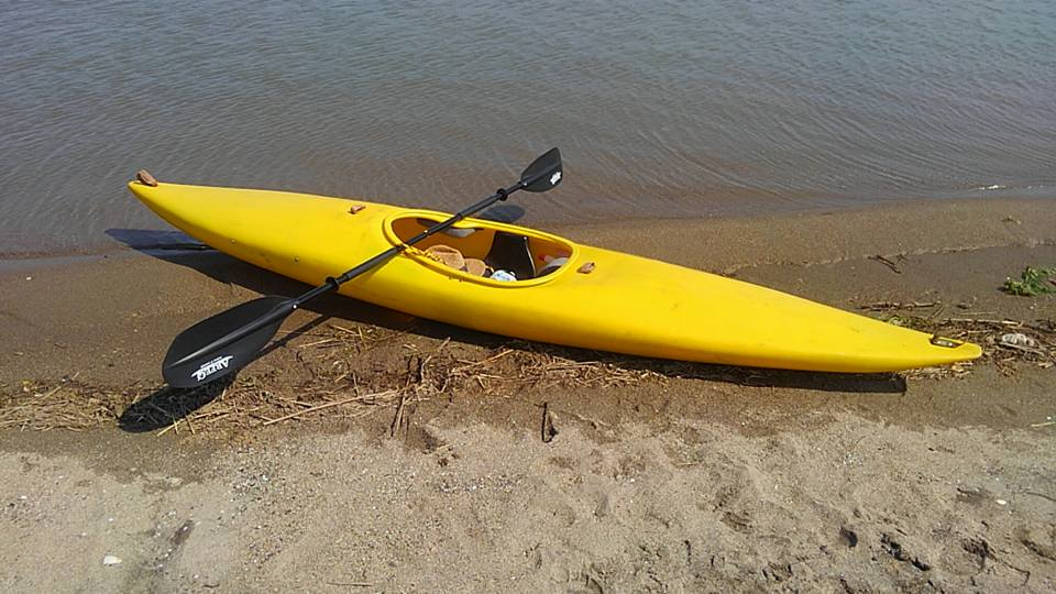My Kayak -- Olive English 英会話